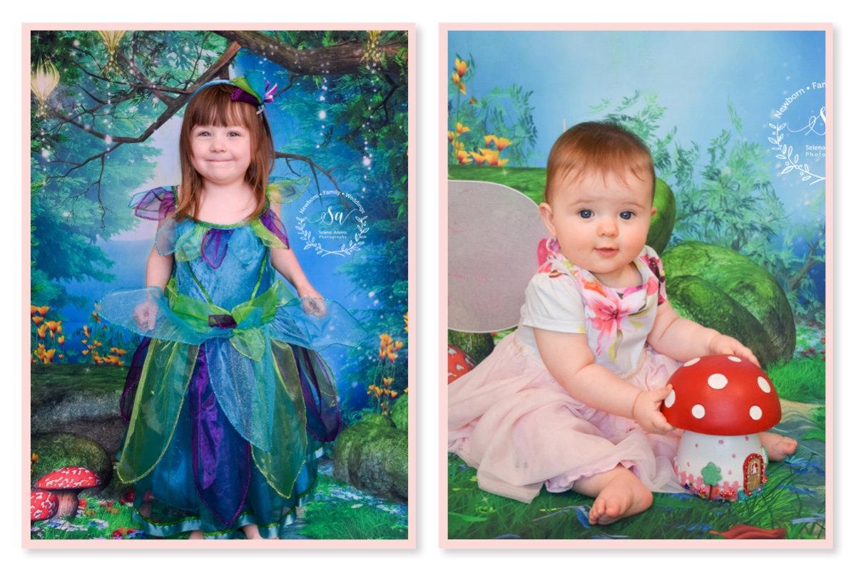 Enchanted Fairy Photoshoot