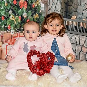 Amelia & Olivia