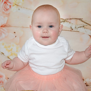 Amelia at 6 Months