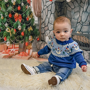 George's 1st Christmas
