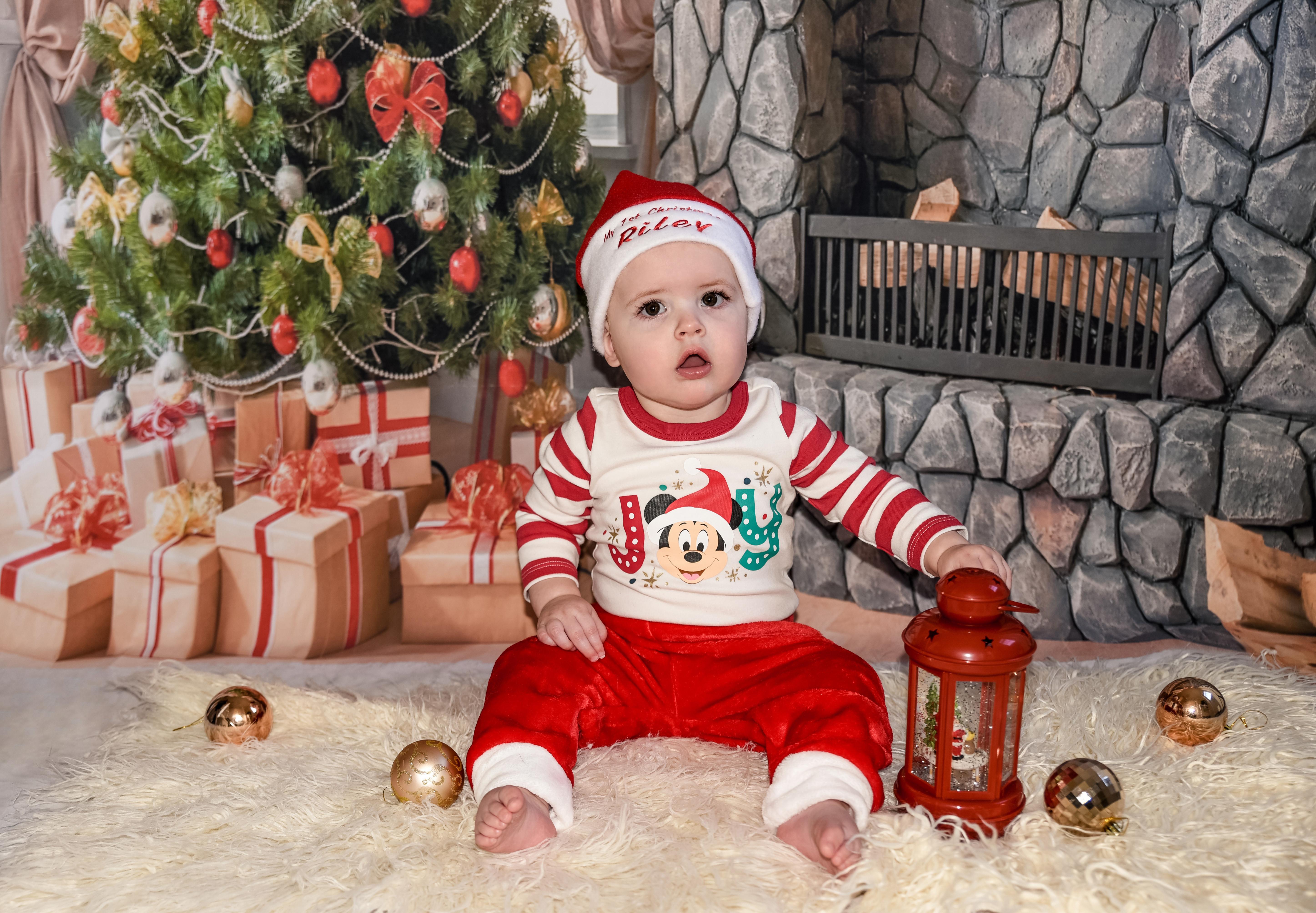Children's Christmas Shoot