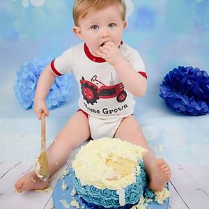 1st Birthday Cake Smashess