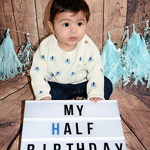 Laith at 6 Months Old