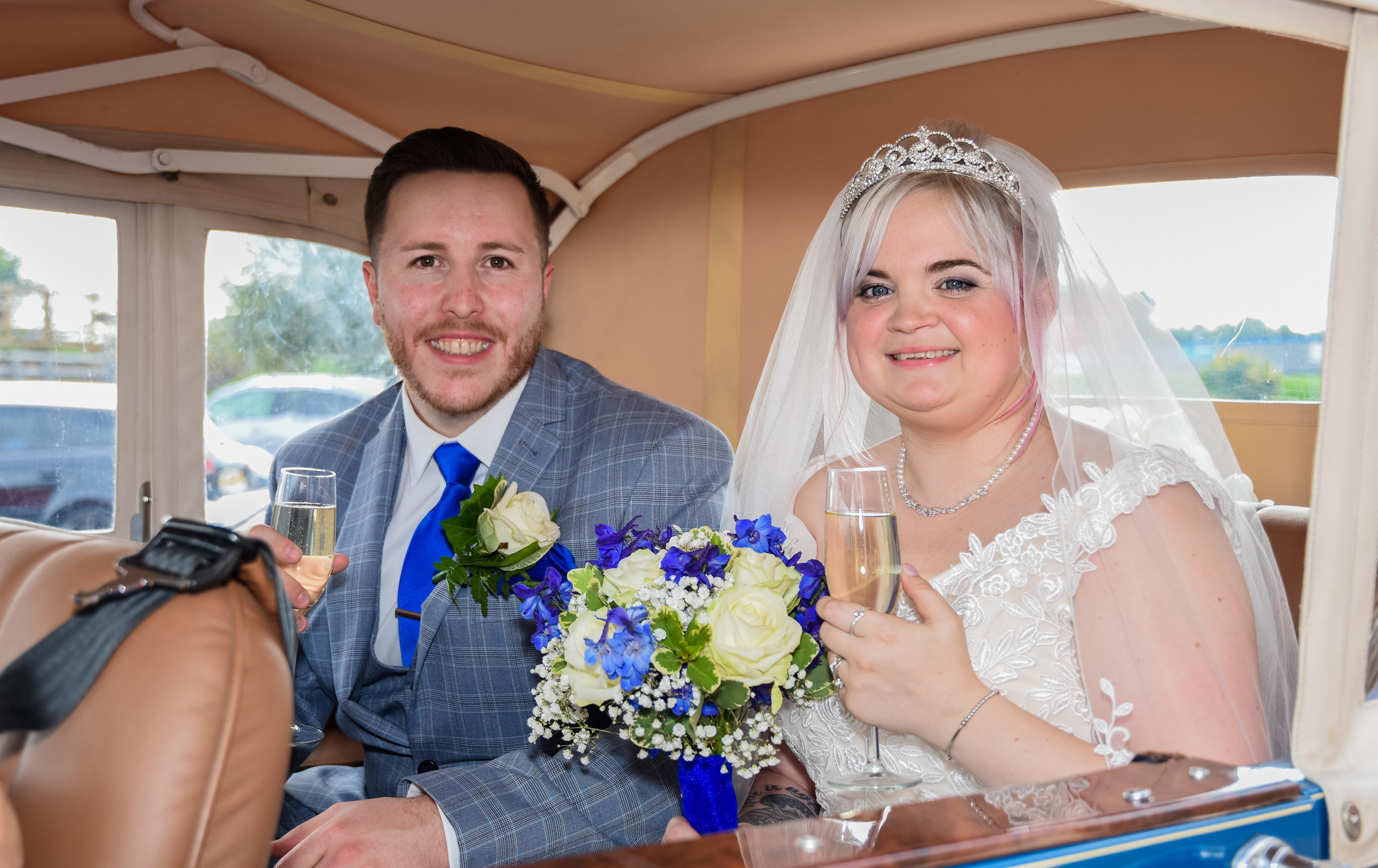 Lavender Wedding Package