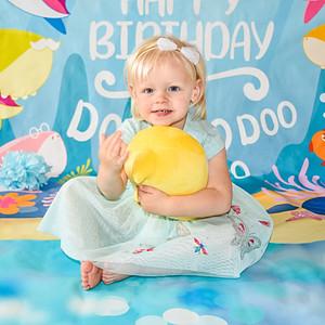 Jessica's 2nd Birthday