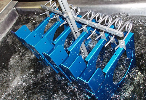 anodising Metal fabrication kent sittingbourne