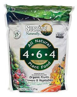 Sustane Plant Food