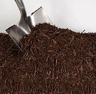 STL Compost Color Enhanced Brown Mulch