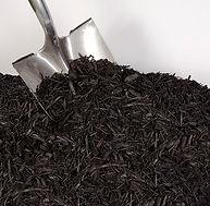 STL Compost Color Enhanced Black Mulch