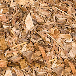 STL Compost Mulch Screened Chips