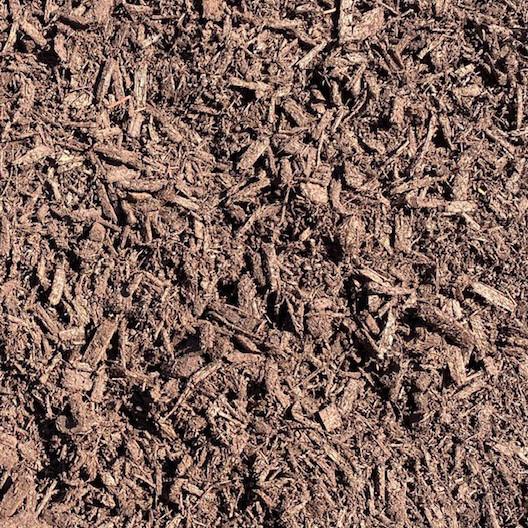 Forest Brown Premium Mulch