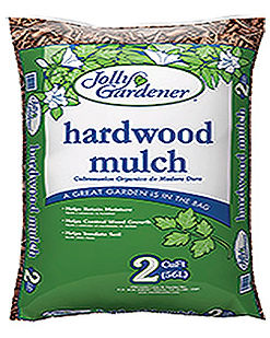 Jolly Gardener Hardwood Mulch