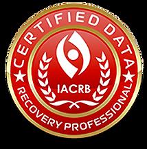 Certificación de IACRB a Diskdoctor Datarecovery