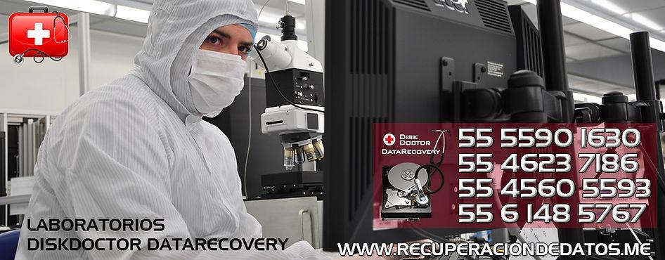 Recuperación de Datos de Discos Duros y SSD Dañados Diskdoctor Datarecovery