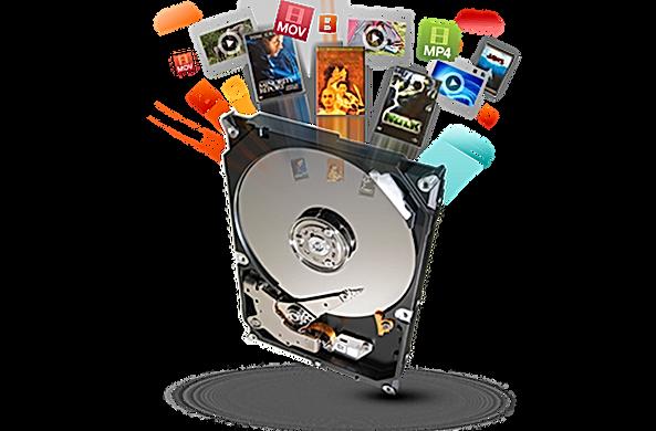 recuperacion de datos, recuperar archivos, recuperar raid