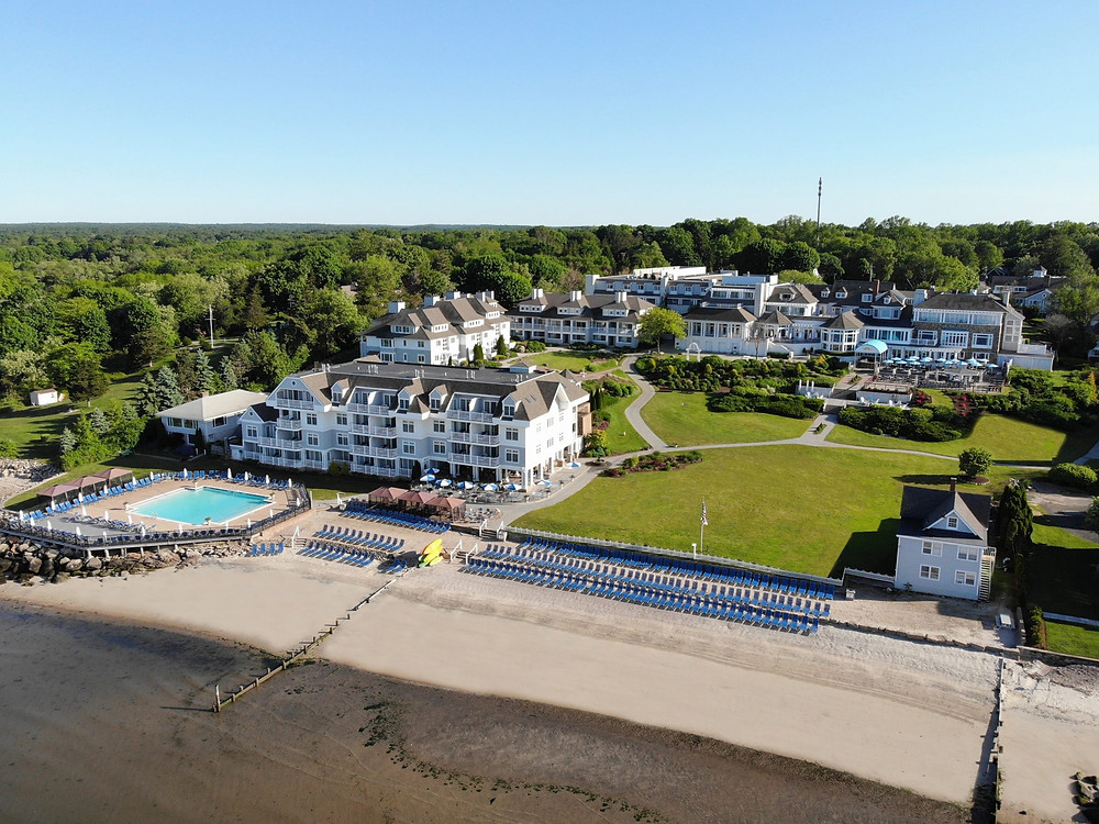 water's edge resort and spa CT