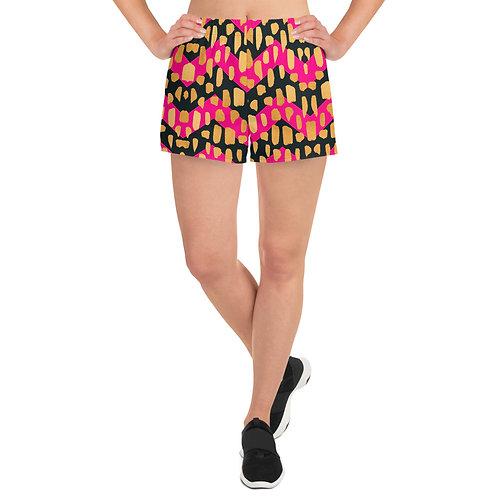 Katiu Women's Athletic Short Shorts