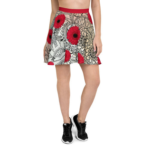 Heiana Skater Skirt