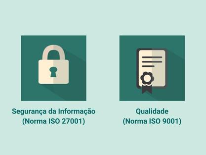 Caso Implementação ISO 27001 + 9001