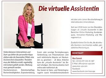 Presse Bericht 2019 Virtuelle Assistenz.