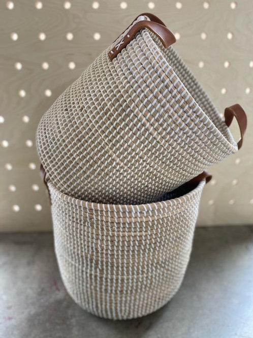 The Natalie Basket- Natural (set of 2)