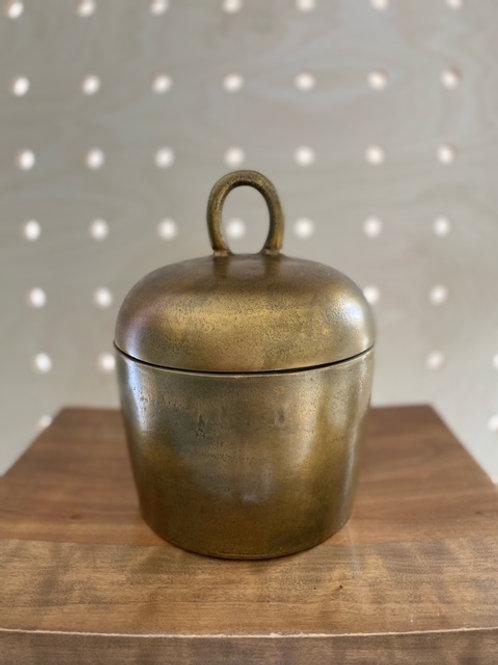 The Nicole Ice Bucket- Vintage Bronze