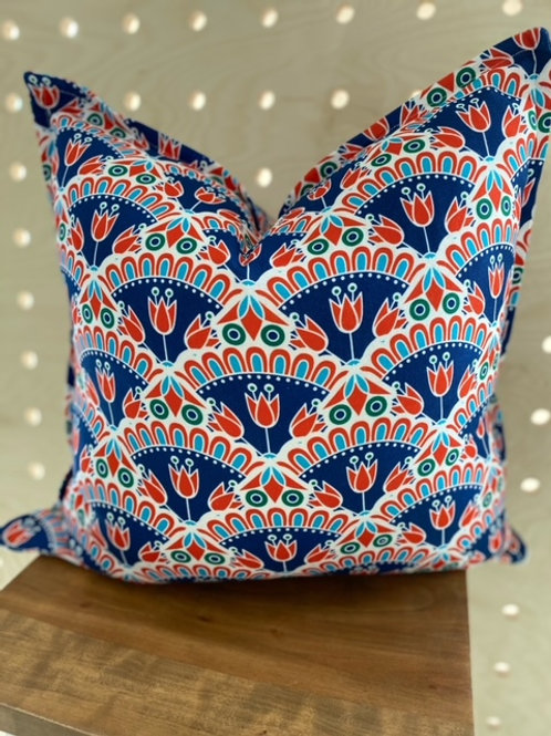 The Lira Cushion- Multi
