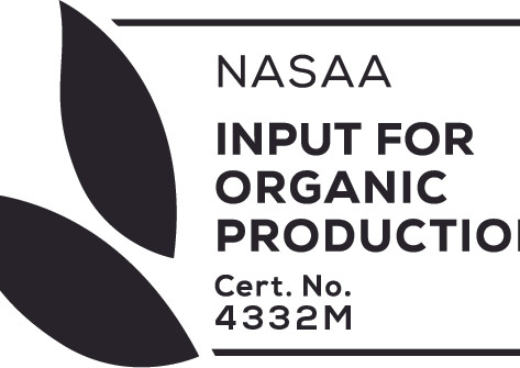We are Certified Organic!