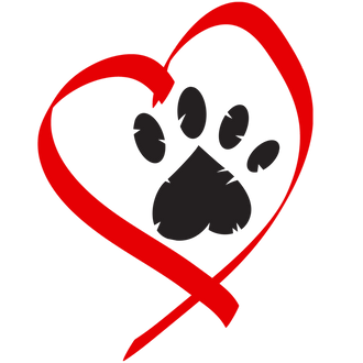 heart, paw, fosters, love, shelter