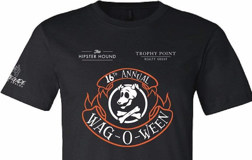 Wag-O-Weekend 2021 t-shirt