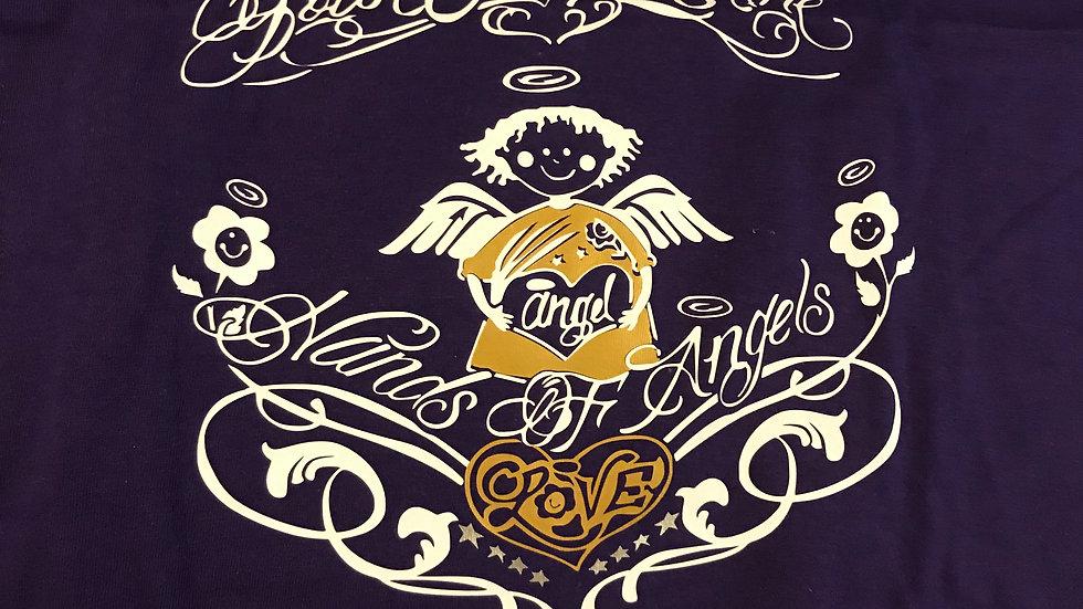 Angel Heart Nanny Service Teeshirts