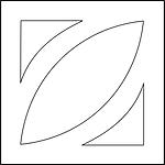 Breeze Block - Style 3020 - Lens