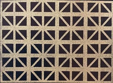 Breeze Block - Style 1369 - Fan