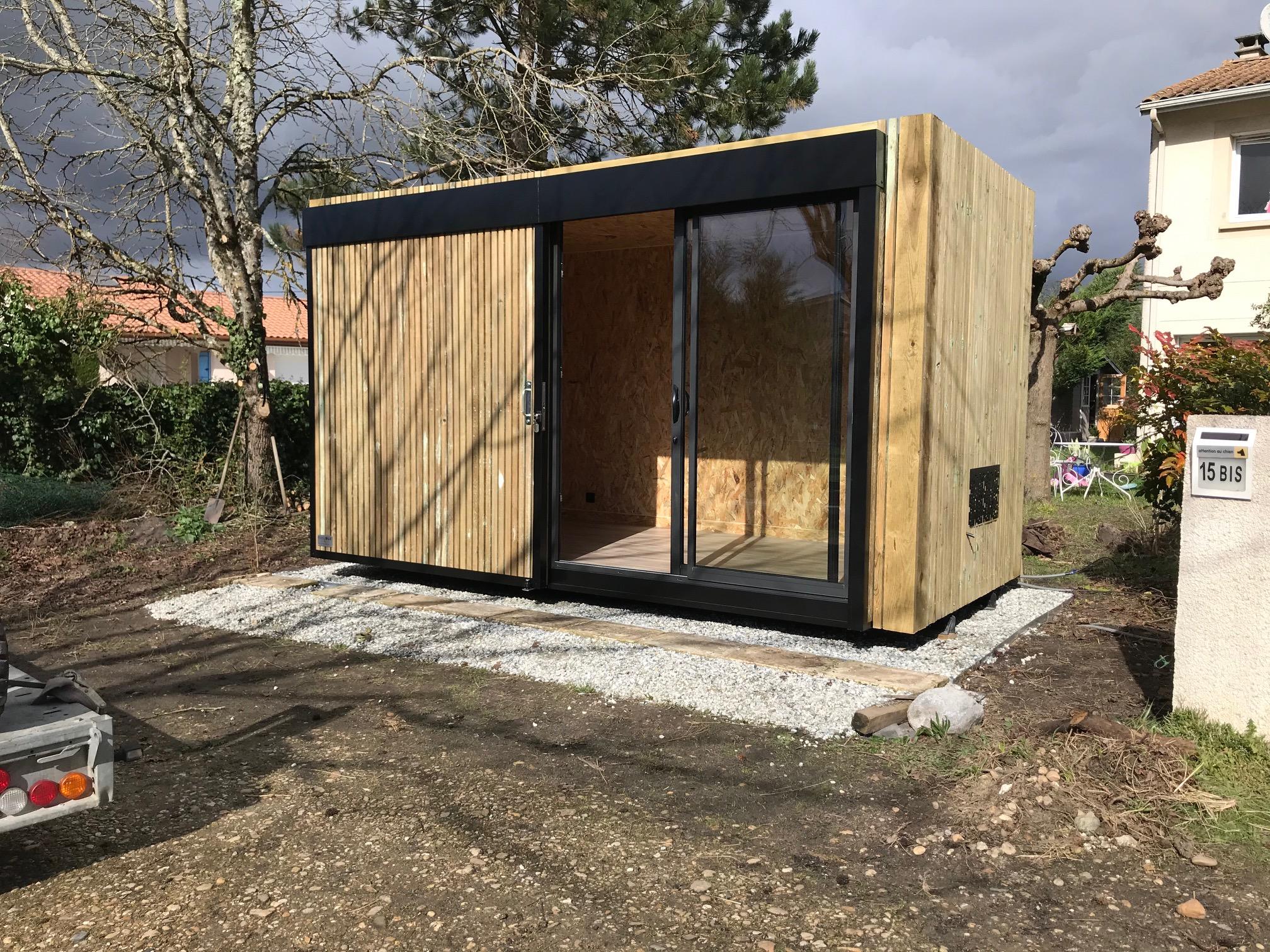 Container Aménagé Studio Prix container | abri de jardin | easybox