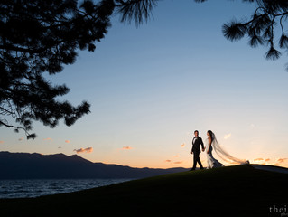 Emily's Edgewood Tahoe Wedding