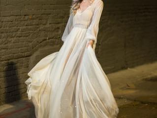 Mickie's Downtown Denver Bridal Shoot