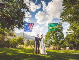Sarah & Stephan Boulder Wedding