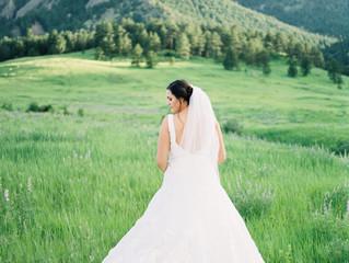 Catherine's  Boulder Wedding