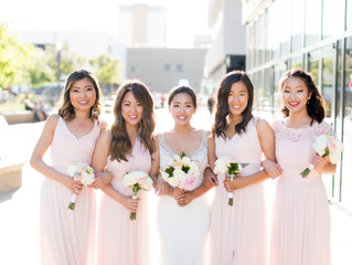 Chanmi's Kimpton Sawyer Wedding- Sacramento