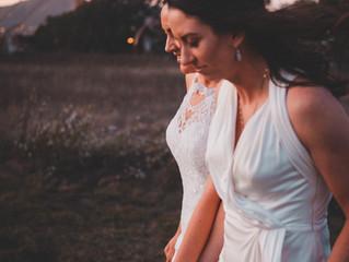 Erika & Francesca's San Fran Wedding