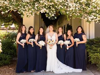 Kayla's San Jose Country Club Wedding