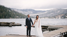 Julias Sierra at Tahoe wedding