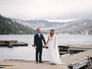 Julias Sierra at Tahoe wedding