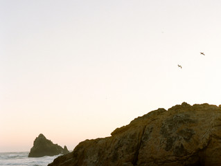 Sutro Baths Styled Shoot