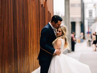 Maggie's Downtown Denver Wedding Adventure