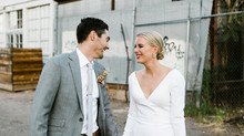 Amy's Blanc Wedding- Downtown Denver