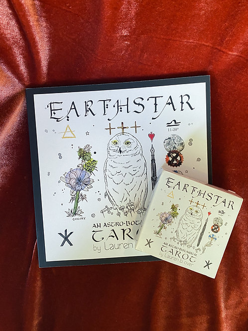 Earth Star Tarot and Guidebook