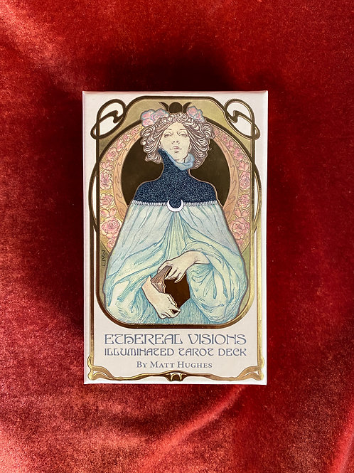 Ethereal Visions  Illuminated Tarot