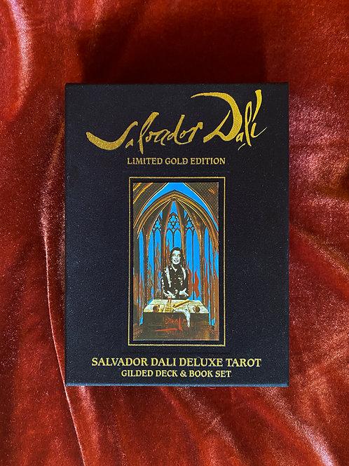 Salvador Dali Tarot - Gold Edition