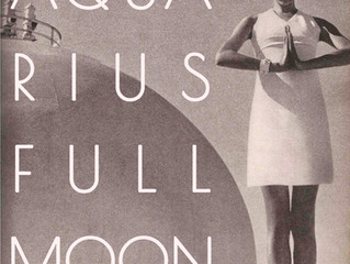 Full Moon in Aquarius